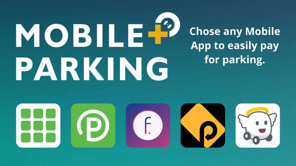 ATL plus mobile parking apps